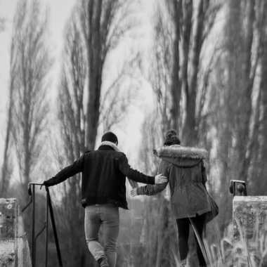 les amoureux... par flavien37
