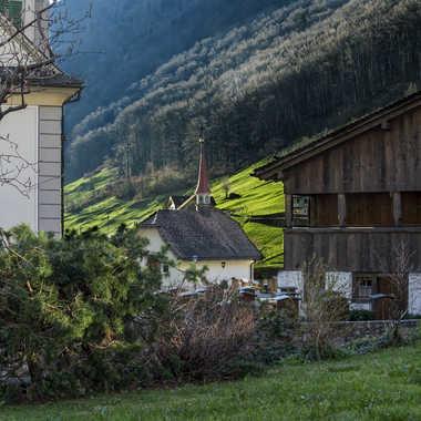 Village d'Isenthal par ChristianF