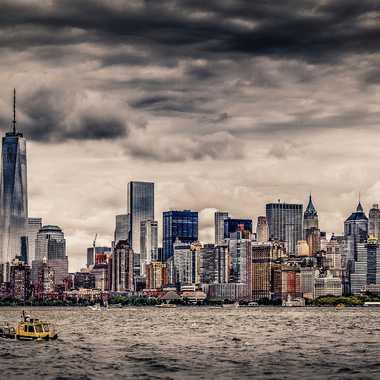 NYC (version ii) par Rendby