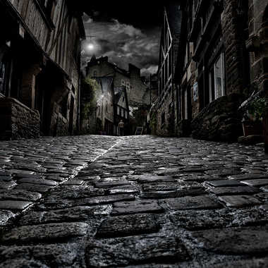 Dark Street en Bretagne par Sébastien Wautié