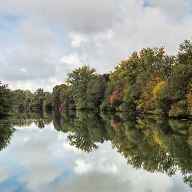 La Saône par patrick69220