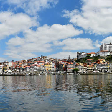 Panorama Porto par clero