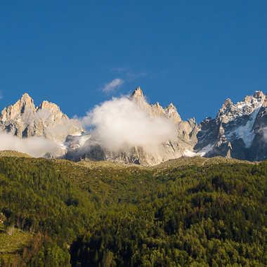 Les arrêtes de Chamonix par cbrun23