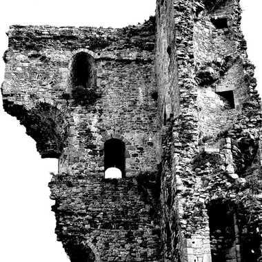 Le corbeau et la tour par Nicolas_1550