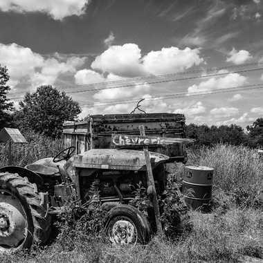 A la ferme ... par Kerdaol