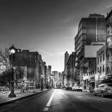 Streets of NY 2 par Faynour