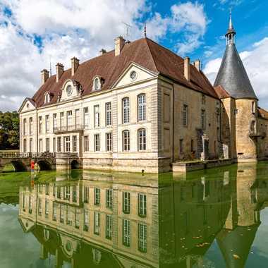 Château de Commarin (7) par Theodoric