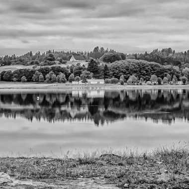 un lac en correze... par bubu91