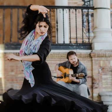 Flamenco par NathalieR