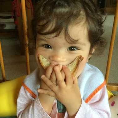 Sourire gourmand par Maridan