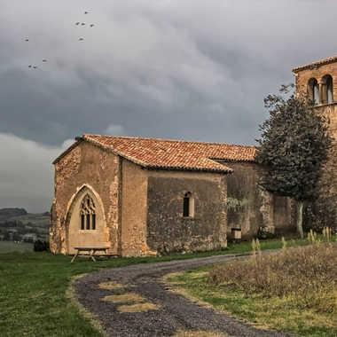 Chapelle en Beaujolais par patrick69220
