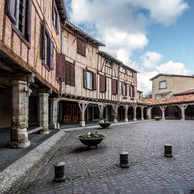 Place Médiévale par Buissem
