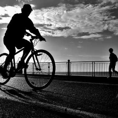 Vélo sur la  Prom  par Miqueu06