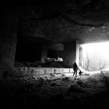 Sortir de l'ombre par Dav.sv