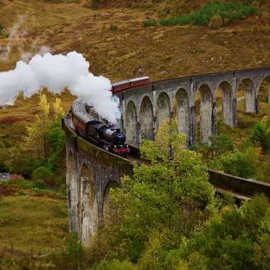 Hogwarts Express par Philou91