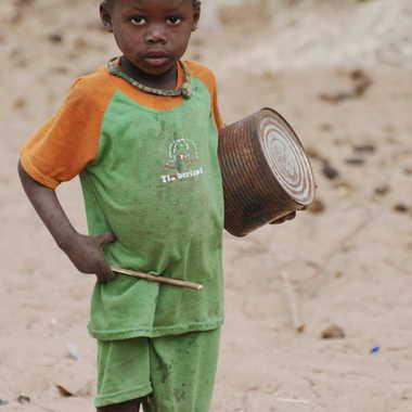 l'enfant au tambour par manouch