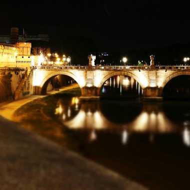 Le pont St ange  par Gonzo