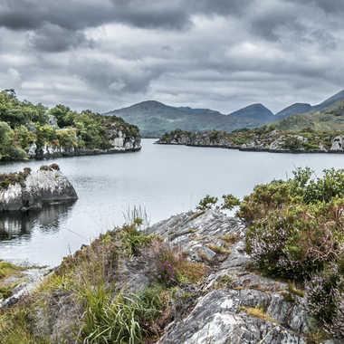Paysage d'Irlande par sylmorg