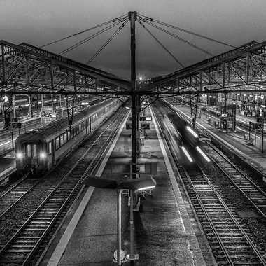 Gare de Brive la Gaillarde par dc16