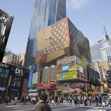 Duel à Manhattan par Coryse