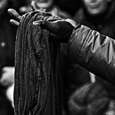 La main tendue par Valérie Tirard