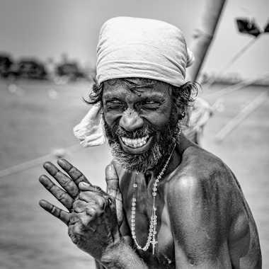 Le pecheur de Kochi au KERALA 2 par pere