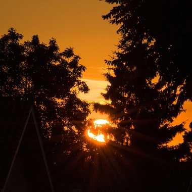 Coucher de soleil par brj01