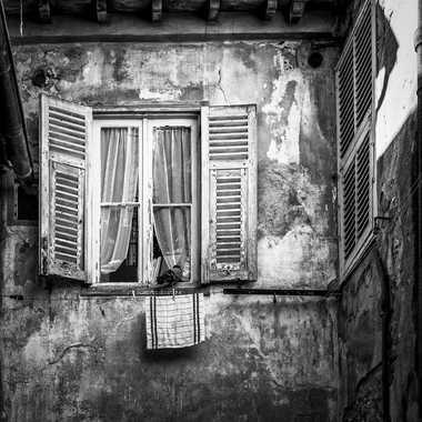fenêtre perchoir par kongas
