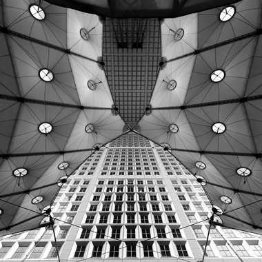Papillon architectural par MusePhotographies
