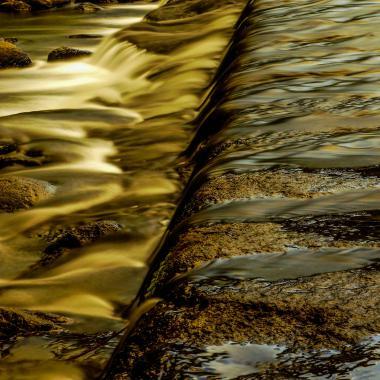 Cascades dorées par photomax974