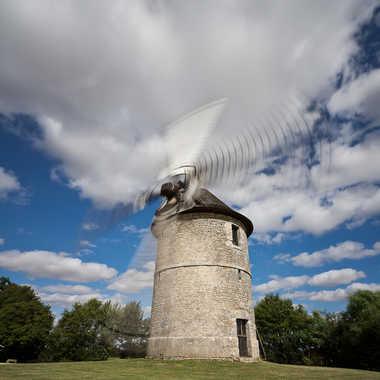 Meunier ton moulin va trop vite!! par jean-Luc