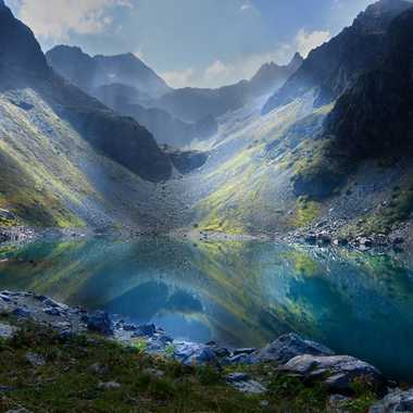 Lac de Crop par berny_dam