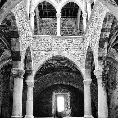 Le monastère fortifié par Christine59