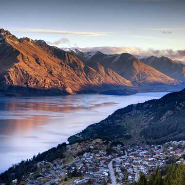 Lake Wakatipu par AlexM