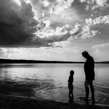 Mère et fils par Dav.sv