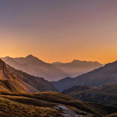 Sunrise au Thabor par DFluzin