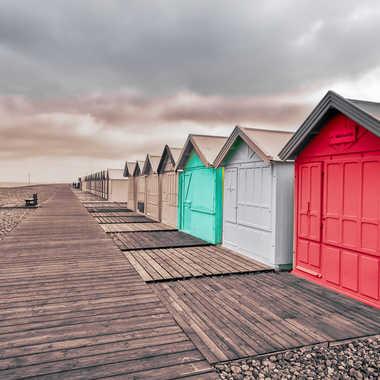 Cayeux sur mer par Marc Cezard