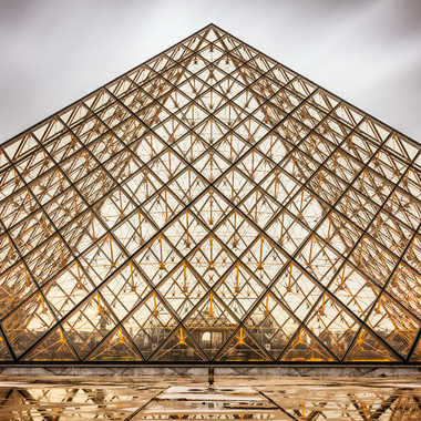 A la recherche de l'originalité au Louvre par Rabbit