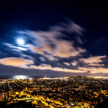 Au clair de la lune par Barcelonero