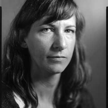 Portrait femme au calotype par GMH_