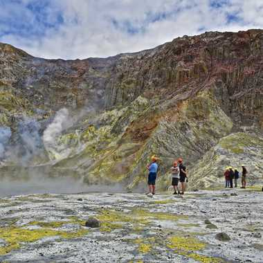 Au bord du cratère par rmgelpi