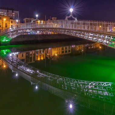 The Ha'Penny Bridge par Aurelien67