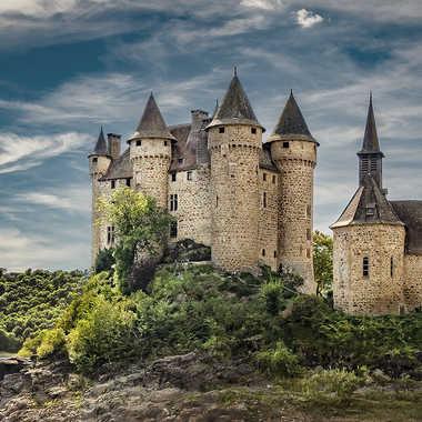 Chateau de Val par Photnad