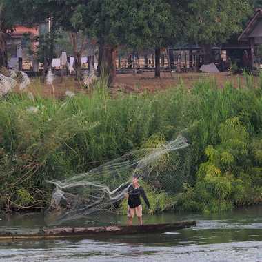 Le pêcheur de Don Det par patrick69220