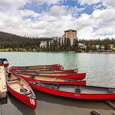 Le Lac Louise par M@rielle