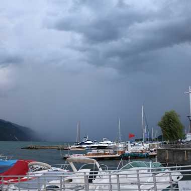 L orage arrive !! par brj01