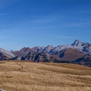 Panorama depuis la montagne des auges par zimzoom74