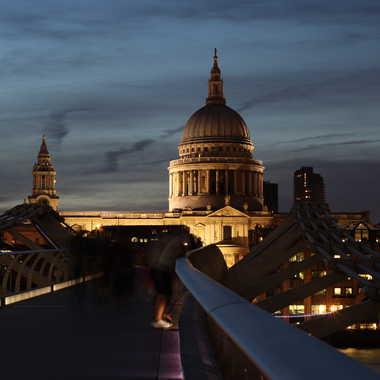 Londres : Cathédrale Saint Paul par dious