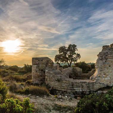 Chapelle en ruine par Dav.sv