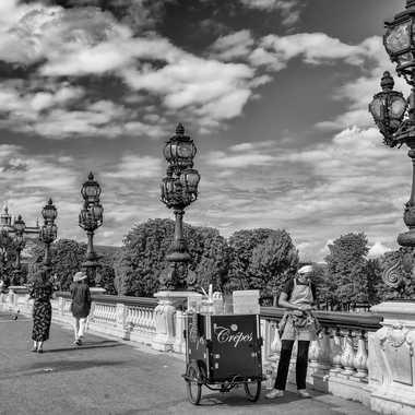 Sur le pont ... par Kerdaol